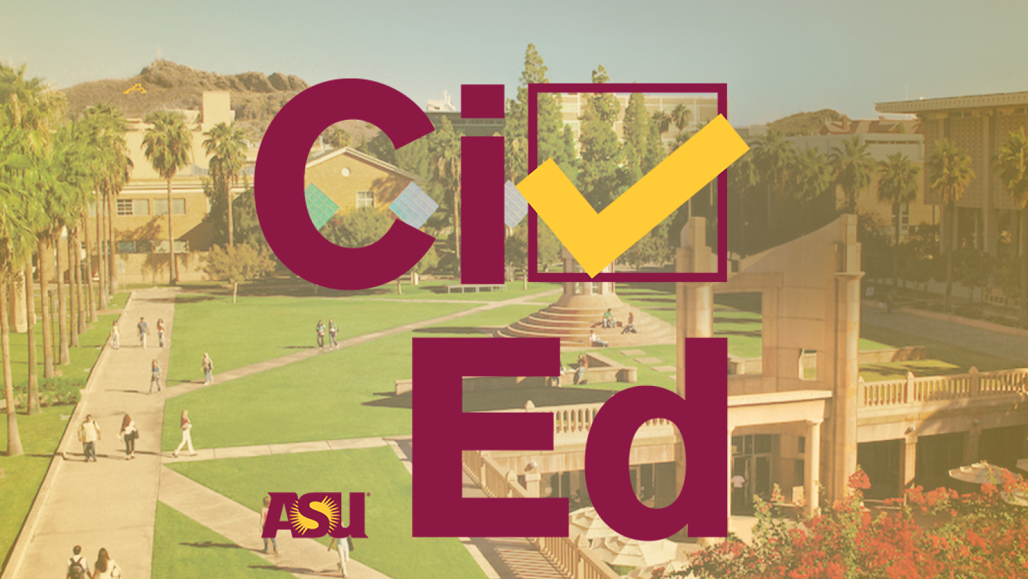 Arizona State University Mobile App: CivEd