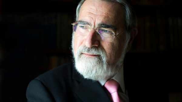 Morality: Restoring the Common Good in Divided Times, A Conversation with Rabbi Lord Jonathan Sacks